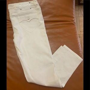 Escada White Jeans in size 46